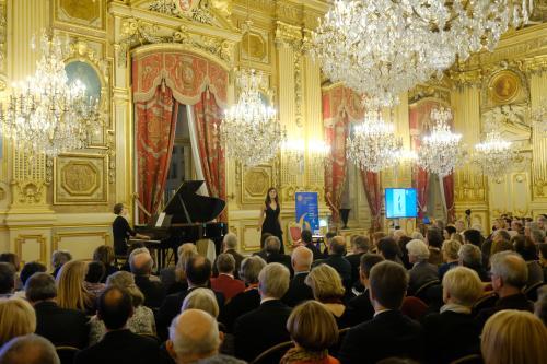 """""""Ah, vous dirais-je Mozart ! """" Hôtel de Ville, Lyon"""